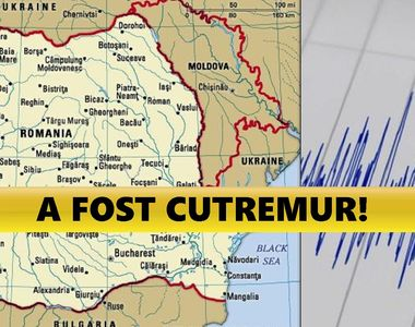 Un nou seism în România