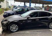 Motivul incredibil pentru care unui român i s-a confiscat mașina de lux in Vama Nădlac