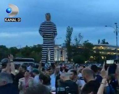 VIDEO | Condamnarea lui Liviu Dragnea, fericirea mulțimii
