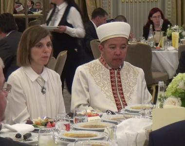 Personalități din toate domeniile, invitați la tradiționala cină de Iftar a comunității...