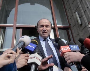 """Tudorel Toader confirmă spusele Vioricăi Dăncilă! """"Am refuzat să îmi însuşesc..."""