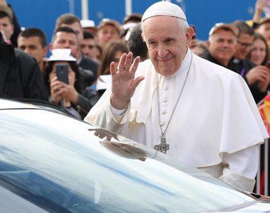 Papa în România 2019. Tot ce trebuie să știți despre vizita Suveranului Pontif în țara...