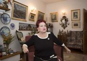 Averea Stelei Popescu a fost scoasă la licitaţie! Actriţa avea un birou neo-renascentist din secolul 19!