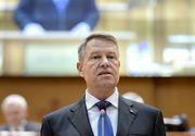 Klaus Iohannis cere demiterea imediată a miniştrilor Carmen Dan şi Teodor Meleşcanu