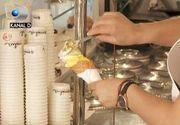 VIDEO | Pericolul din înghețată. Avertismentul nutriționiștilor