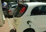 VIDEO | Taxiurile electrice, soluția pentru un aer mai curat