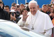 Papa în România 2019. Cum e deja împodobit Bucureștiul pentru vizita Suveranului Pontif! Cum arată acum Catedrala Sf Iosif
