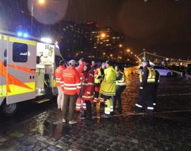 VIDEO | Şapte morţi şi 19 persoane date dispărute la Budapesta, în urma scufundării...