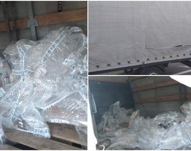 Şofer român gazat  și jefuit în cabina tirului