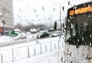 Cod galben de ploi torenţiale, descărcări electrice, vijelii şi grindină