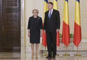 Viorica Dăncilă, la Palatul Cotroceni. Discuţie cu preşedintele Iohannis