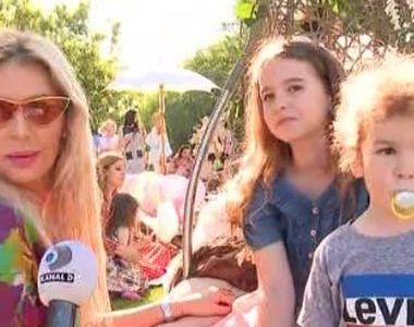 VIDEO   Petrecere de Ziua Copilului, în avans