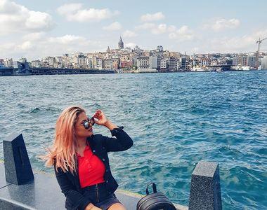 Plușica de la Puterea Dragostei s-a întors la Istanbul! Am aflat și motivul vizitei! Ce...