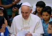 Papa în România 2019. Omul care aduce bucurie