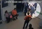 VIDEO | Medic bătut de un pacient