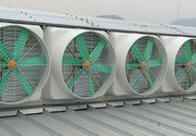 Ventilatoare industriale centrifugale și axiale