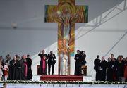 Papa în România 2019. Suveranul Pontif, mesaj emoționant la Şumuleu Ciuc: Îndemn la convieţuire în pace