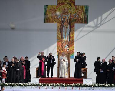 Papa în România 2019. Suveranul Pontif, mesaj emoționant la Şumuleu Ciuc: Îndemn la...