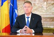 VIDEO | Klaus Iohannis, anunț important legat de fenomenele meteo extreme din România