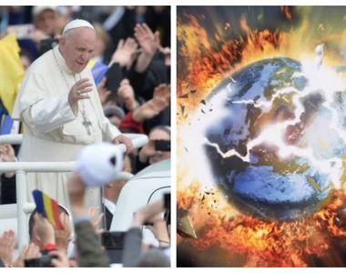 Papa în România 2019. Când va veni Sfârșitul Lumii? Răspunsul Suveranului Pontif
