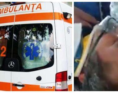 VIDEO | Un paramedic, filmat în timp ce loveşte cu un parizer un pacient. Reacția lui...