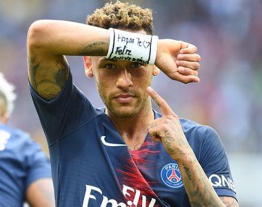 VIDEO | Neymar neagă acuzaţia de viol şi precizează că s-a încercat şantajarea sa