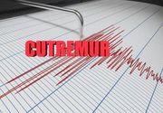 Cutremur în România, duminică seara. Câte grade a avut