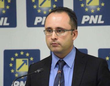 Liderul PNL Bucureşti Cristian Buşoi demisionează