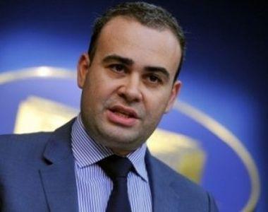Darius Vâlcov a demisionat de la Guvern