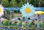 VIDEO. Distractie in roller coaster