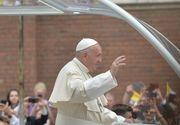 Papa în România 2019. Papa Francisc are la Vatican un chelner român! Petru Tâmpău ia prânzul de două ori pe săptămână cu Suveranul Pontif!