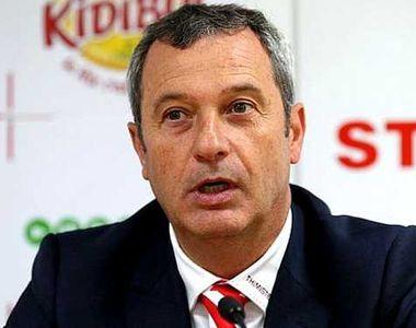 Mircea Rednic nu mai este antrenorul echipei Dinamo
