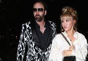 Actorul american Nicolas Cage a divorţat după 4 zile