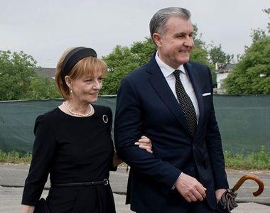 Papa în România 2019. Ce a avut principesa Margareta sub scaun la ceremonia de la Blaj
