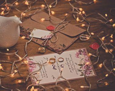 5 aspecte dupa care sa te ghidezi cand alegi invitatiile de nunta