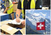 Românii, liber la muncă în Elveția! Salariile sunt și de opt ori mai mari