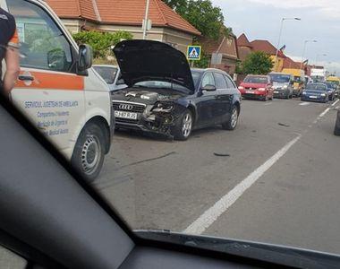 O şoferiţă care a provocat un accident în Cluj a modificat locul faptei. Ce au...