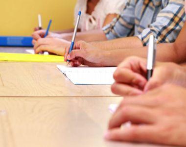 Bacalaureat 2019. Doi elevi au fost eliminați de la prima probă, după ce au fost prinşi...