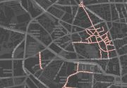 Aplicaţia WAZE a creat un eveniment dedicat vizitei Papei Francisc, arătând restricţiile de trafic din zona centrală a Capitalei