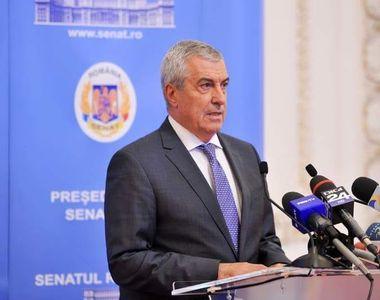 """Evaluare naţională 2019. Călin Popescu Tăriceanu a fost corigent în liceu: """"Abia..."""