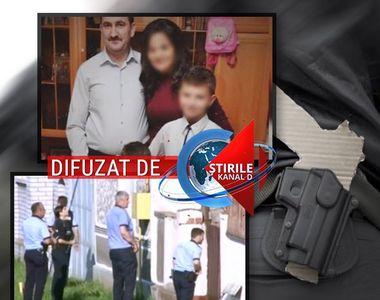 VIDEO   Detalii șocante după uciderea polițistului din Timiș. Un alt om al legii a fost...