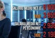 VIDEO | Virusați de impozitul în I.T.