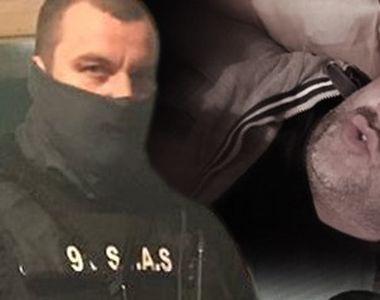 Ucigaşul poliţistului din Timiş a fost externat și încarcerat