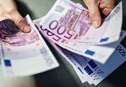 Euro la cel mai slab nivel din ianuarie până în prezent
