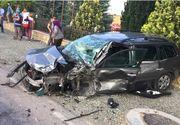 Accident grav  în Capitală: Un şofer a murit după ce a pierdut controlul volanului şi a lovit un autobuz