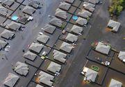 Efecte ale ploilor torenţiale în 41 de localităţi din 16 judeţe; 26 de persoane au fost evacuate