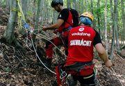 Acţiune a salvamontiştilor din Sibiu pentru recuperarea a doi turişti belgieni care s-au rătăcit în zona staţiunii Păltiniş