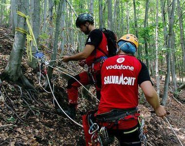 Acţiune a salvamontiştilor din Sibiu pentru recuperarea a doi turişti belgieni care...