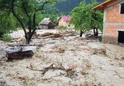 Cod galben de inundaţii în 33 de judeţe, până vineri la miezul nopţii - HARTA
