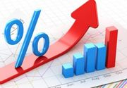 Indicele ROBOR la 3 luni a crescut la 3,25%